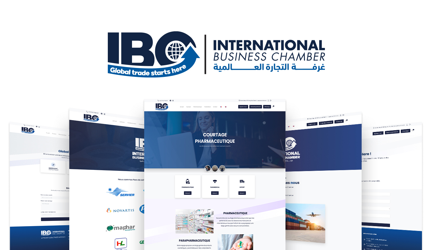 International Business Chamber - Courtage Pharmaceutique